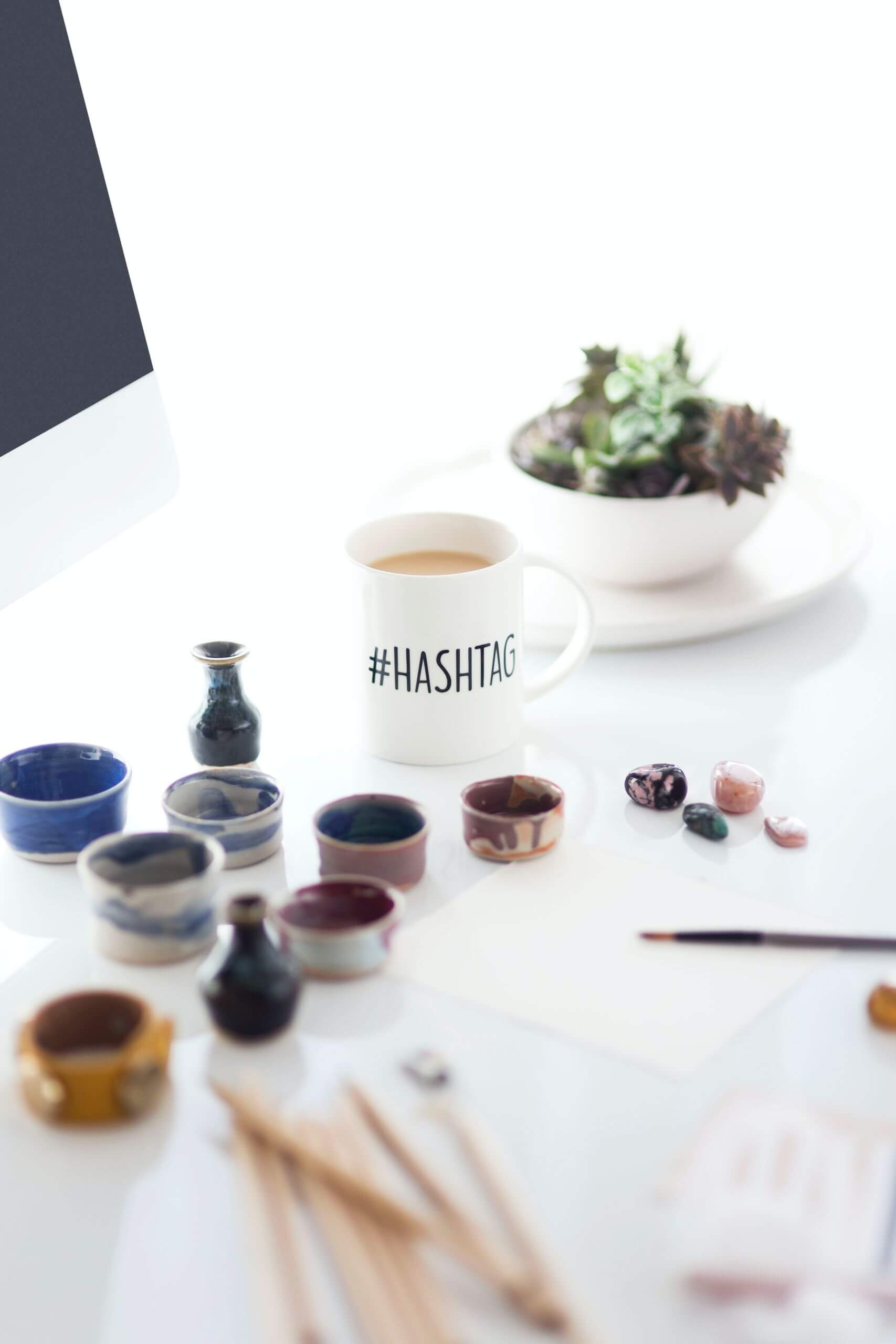 How Hashtags Can Help Promote Your Business written by Amelia Dean.