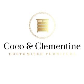Coco & Clementine - Customised Furniture Logo