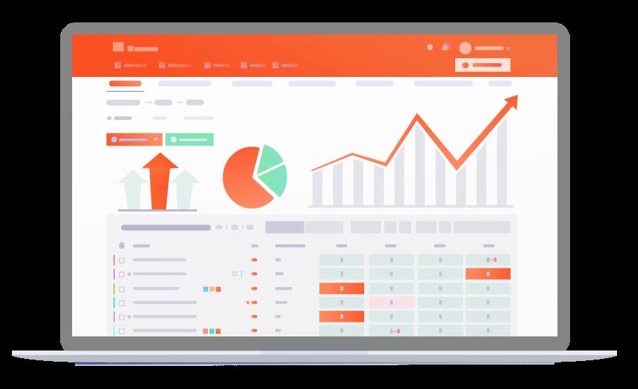 Atomic's-SEO-Tracking-Portal-Brand-Illsutration