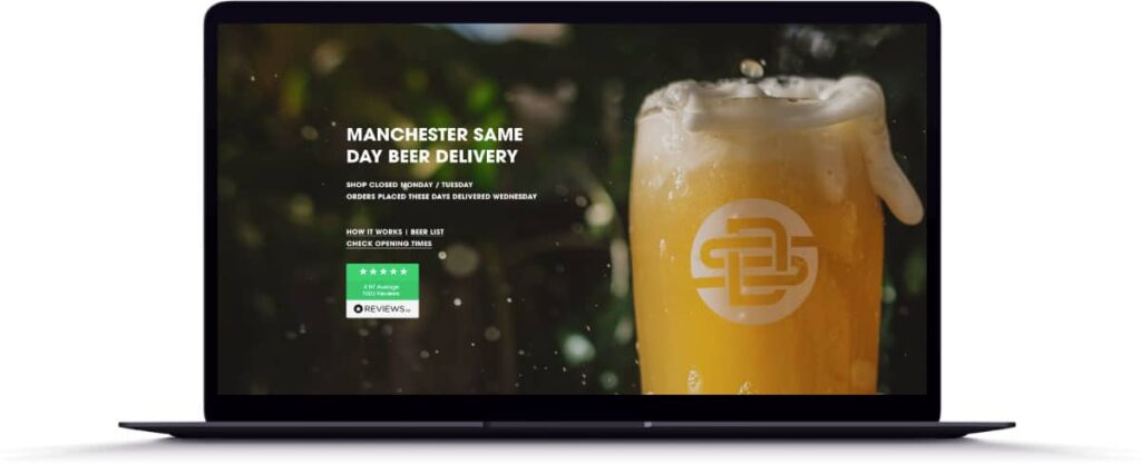 Shindigger Brewing Co - best Facebook Ads Agency