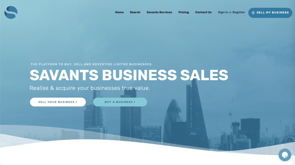 Savants Business Sales