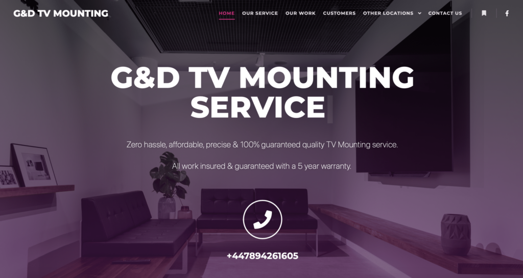 G&D TV HOME