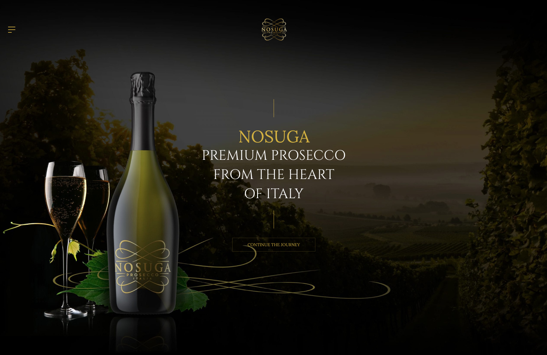 Nosuga-Homepage-Screenshot