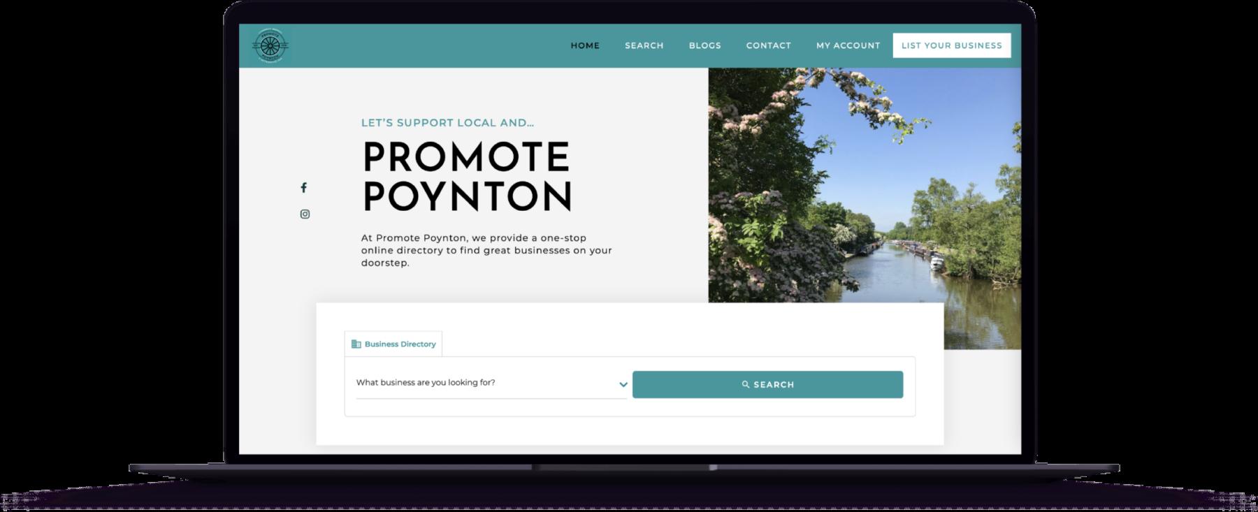 Promote Poynton, UK
